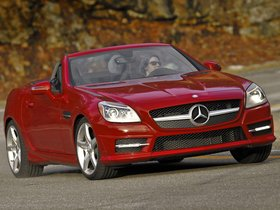 Ver foto 6 de Mercedes SLK 350 AMG Sports Package USA 2011