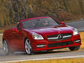 Ver foto 5 de Mercedes SLK 350 AMG Sports Package USA 2011