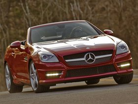 Ver foto 4 de Mercedes SLK 350 AMG Sports Package USA 2011