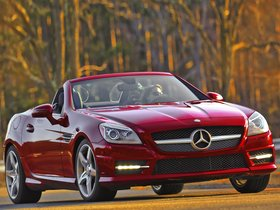 Ver foto 3 de Mercedes SLK 350 AMG Sports Package USA 2011