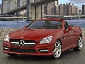 Ver foto 2 de Mercedes SLK 350 AMG Sports Package USA 2011