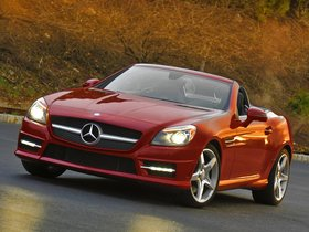 Ver foto 1 de Mercedes SLK 350 AMG Sports Package USA 2011