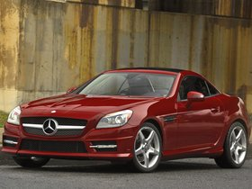 Ver foto 22 de Mercedes SLK 350 AMG Sports Package USA 2011