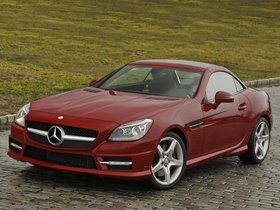 Ver foto 21 de Mercedes SLK 350 AMG Sports Package USA 2011
