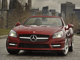 Ver foto 20 de Mercedes SLK 350 AMG Sports Package USA 2011