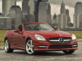 Ver foto 19 de Mercedes SLK 350 AMG Sports Package USA 2011