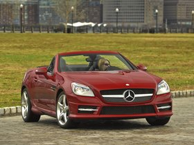 Ver foto 18 de Mercedes SLK 350 AMG Sports Package USA 2011