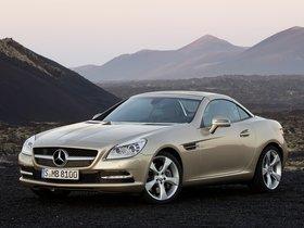 Ver foto 1 de Mercedes SLK 350 R172 2011