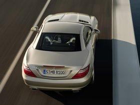Ver foto 10 de Mercedes SLK 350 R172 2011