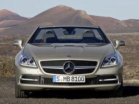 Ver foto 7 de Mercedes SLK 350 R172 2011