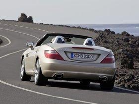 Ver foto 4 de Mercedes SLK 350 R172 2011