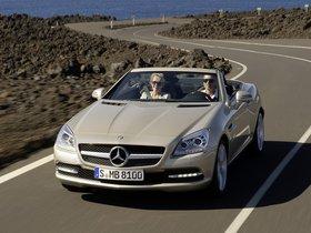 Ver foto 3 de Mercedes SLK 350 R172 2011