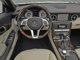 Ver foto 47 de Mercedes Clase SLK 350 USA 2011