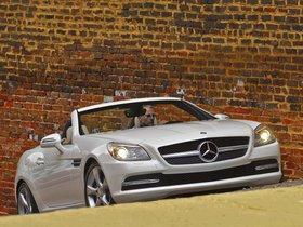 Ver foto 38 de Mercedes Clase SLK 350 USA 2011