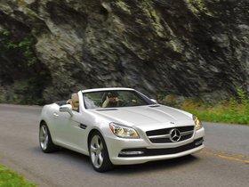 Ver foto 36 de Mercedes Clase SLK 350 USA 2011