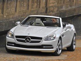 Ver foto 32 de Mercedes Clase SLK 350 USA 2011