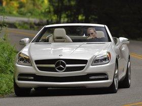 Ver foto 30 de Mercedes Clase SLK 350 USA 2011