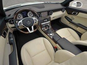 Ver foto 46 de Mercedes Clase SLK 350 USA 2011