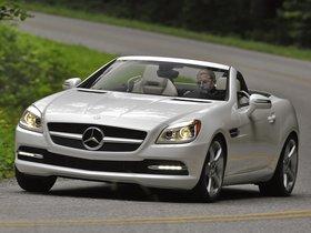 Ver foto 28 de Mercedes Clase SLK 350 USA 2011