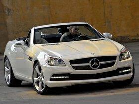Ver foto 25 de Mercedes Clase SLK 350 USA 2011