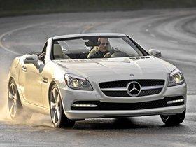 Ver foto 23 de Mercedes Clase SLK 350 USA 2011