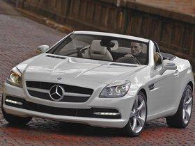 Ver foto 22 de Mercedes Clase SLK 350 USA 2011