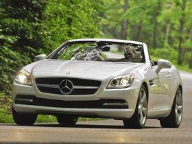 Ver foto 21 de Mercedes Clase SLK 350 USA 2011