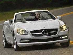 Ver foto 20 de Mercedes Clase SLK 350 USA 2011