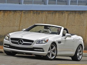 Ver foto 19 de Mercedes Clase SLK 350 USA 2011