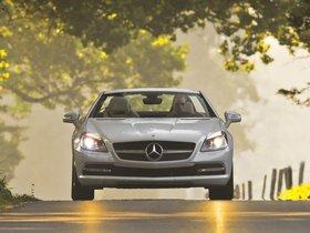 Ver foto 18 de Mercedes Clase SLK 350 USA 2011