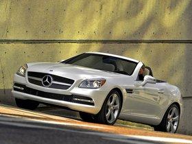 Ver foto 17 de Mercedes Clase SLK 350 USA 2011