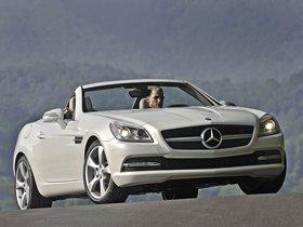 Ver foto 16 de Mercedes Clase SLK 350 USA 2011