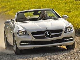 Ver foto 15 de Mercedes Clase SLK 350 USA 2011