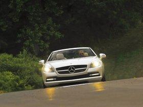 Ver foto 13 de Mercedes Clase SLK 350 USA 2011