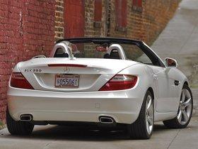 Ver foto 12 de Mercedes Clase SLK 350 USA 2011