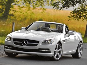 Ver foto 11 de Mercedes Clase SLK 350 USA 2011