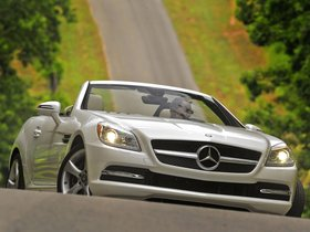 Ver foto 10 de Mercedes Clase SLK 350 USA 2011