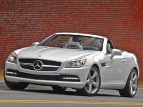 Ver foto 8 de Mercedes Clase SLK 350 USA 2011