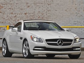 Ver foto 6 de Mercedes Clase SLK 350 USA 2011