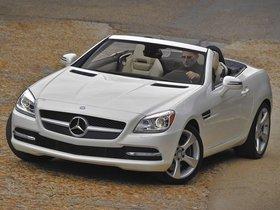 Ver foto 5 de Mercedes Clase SLK 350 USA 2011