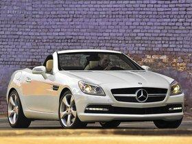 Ver foto 4 de Mercedes Clase SLK 350 USA 2011