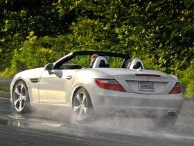Ver foto 3 de Mercedes Clase SLK 350 USA 2011