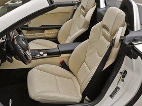 Ver foto 2 de Mercedes Clase SLK 350 USA 2011