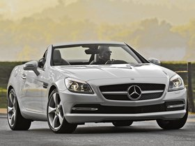 Fotos de Mercedes Clase SLK 350 USA 2011