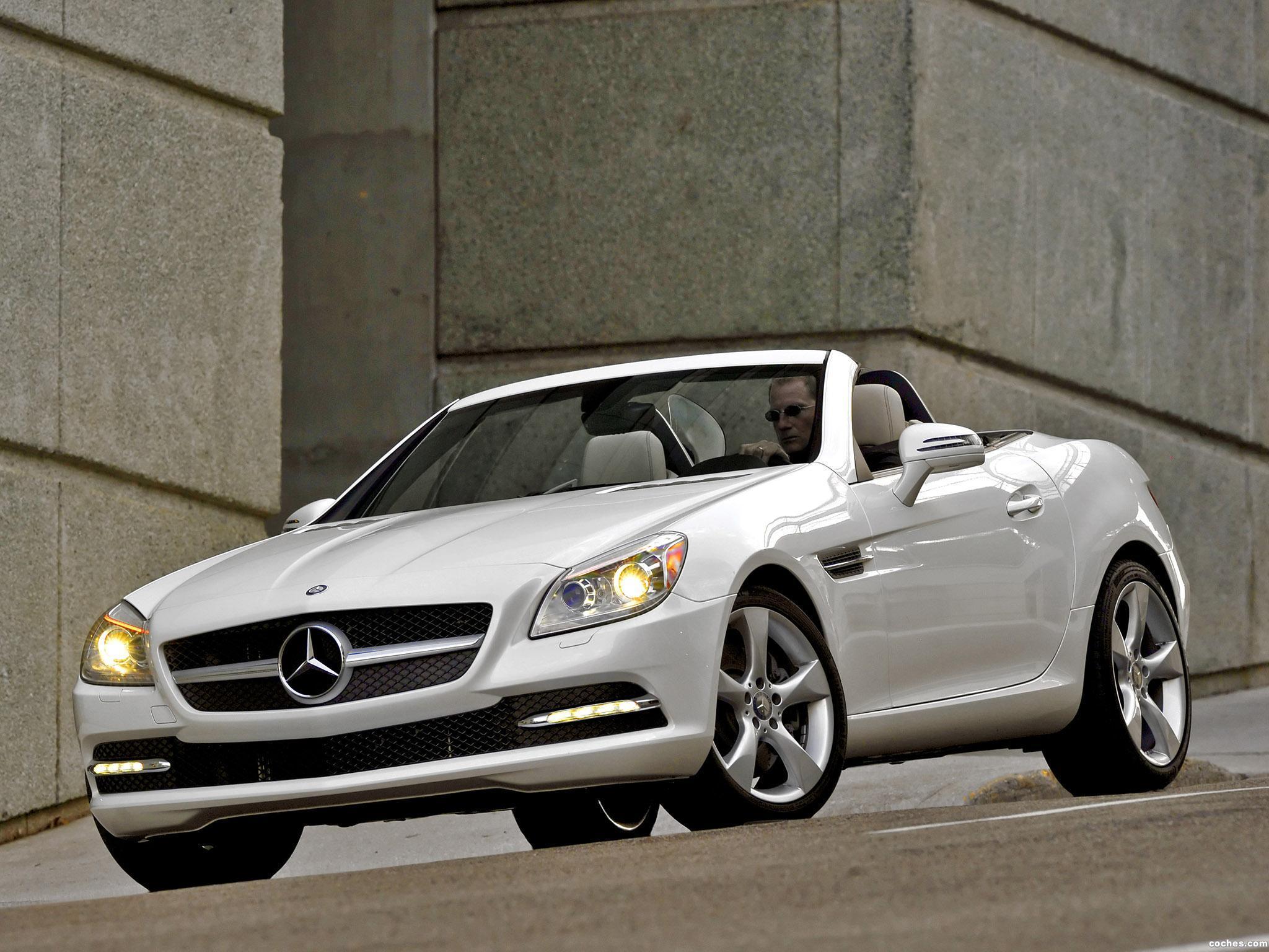 Foto 34 de Mercedes Clase SLK 350 USA 2011