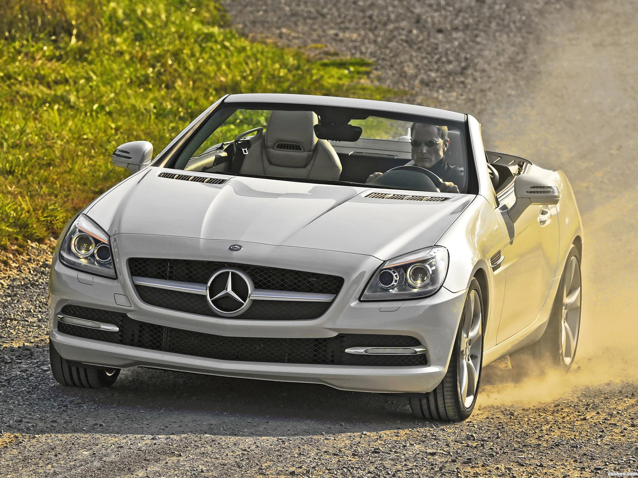 Foto 33 de Mercedes Clase SLK 350 USA 2011