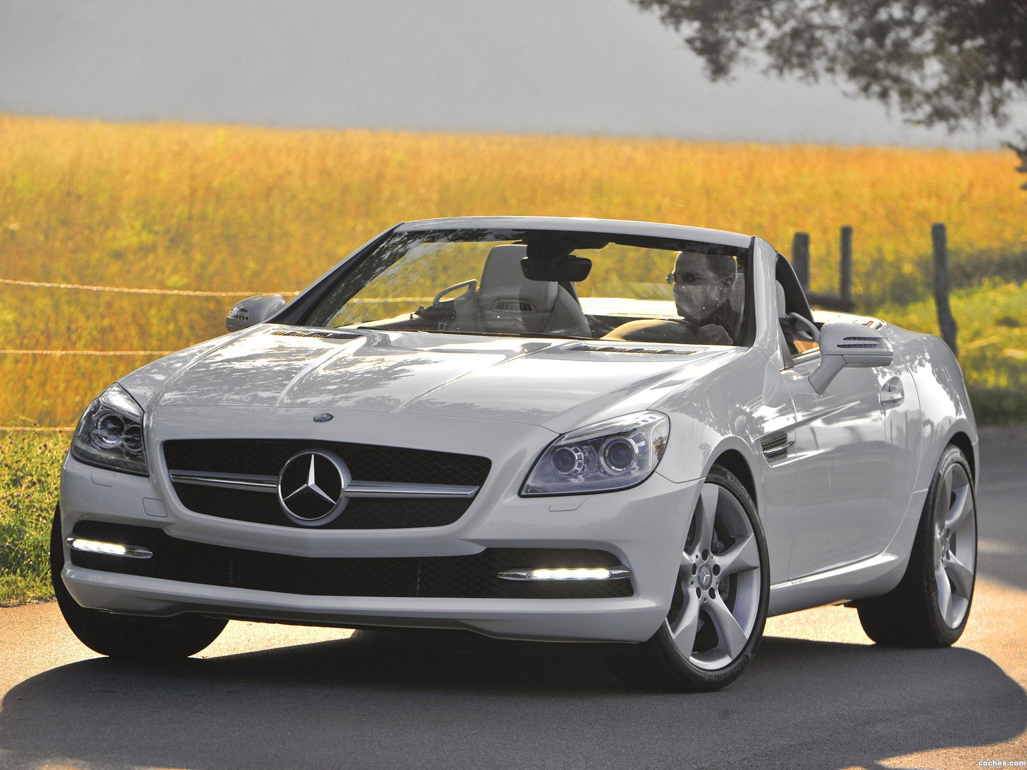 Foto 25 de Mercedes Clase SLK 350 USA 2011