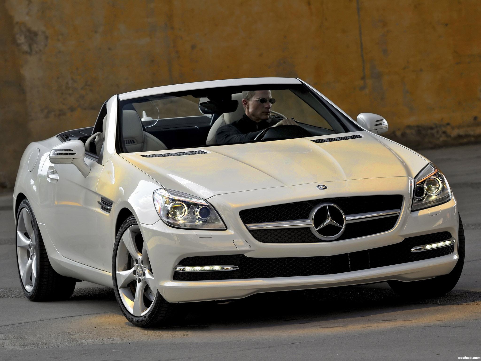Foto 24 de Mercedes Clase SLK 350 USA 2011