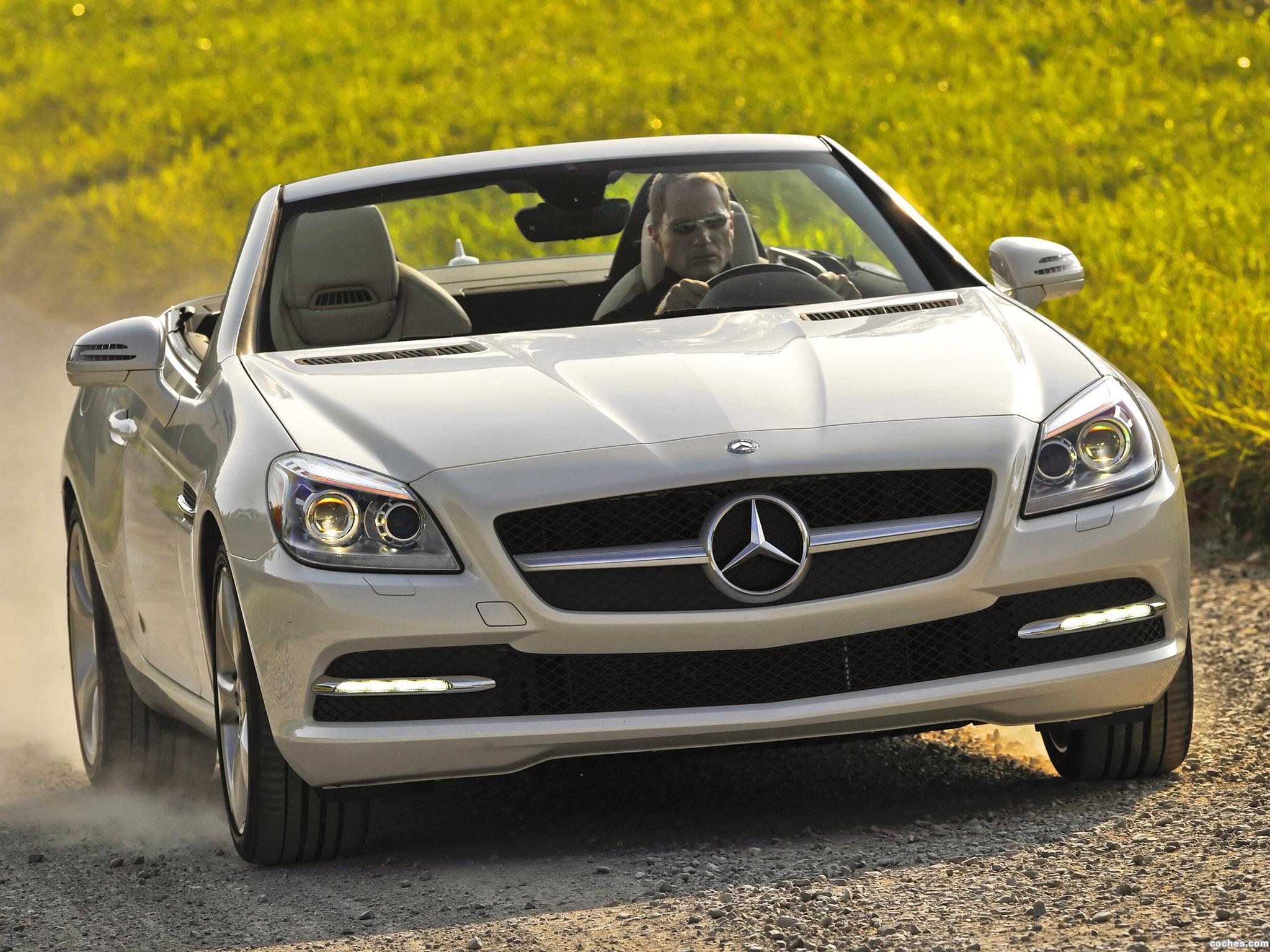 Foto 14 de Mercedes Clase SLK 350 USA 2011
