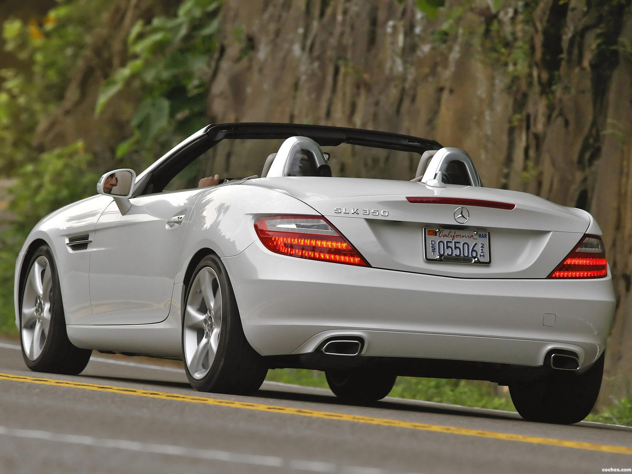 Foto 43 de Mercedes Clase SLK 350 USA 2011